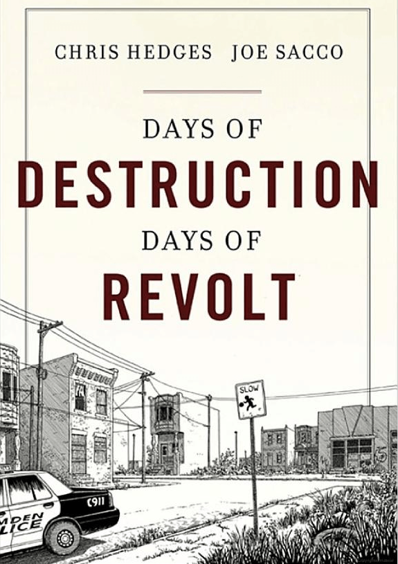 Days of Destruction.Days of Revolt