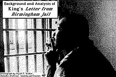 birminham jail letter