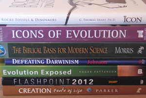 Creationist books