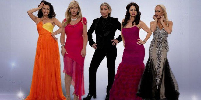 Les Housewives - Karine , Christine , Natalie , Soumaya et Christina
