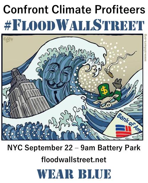 Flood Wall Street 2014