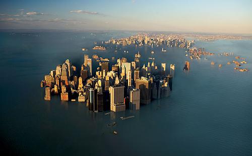 NY sea level rise