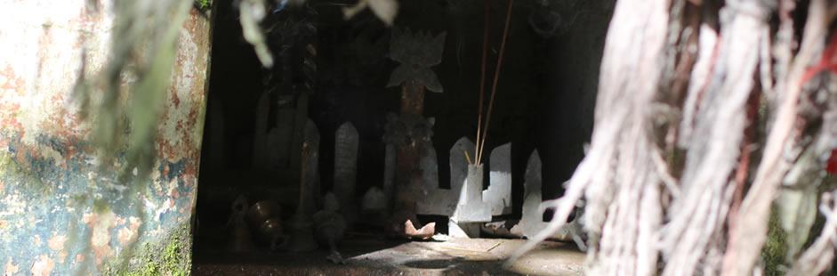 India shrine